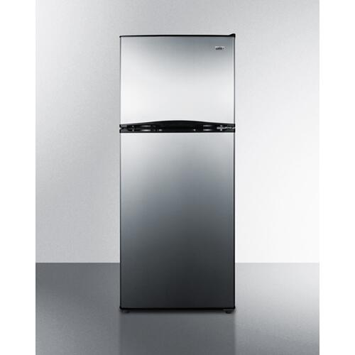 "Product Image - 24"" Wide Top Mount Refrigerator-freezer"