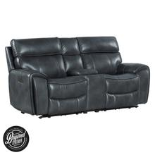 Summit Dual-Power Loveseat  Bolero Slate