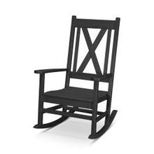 View Product - Braxton Porch Rocking Chair in Black
