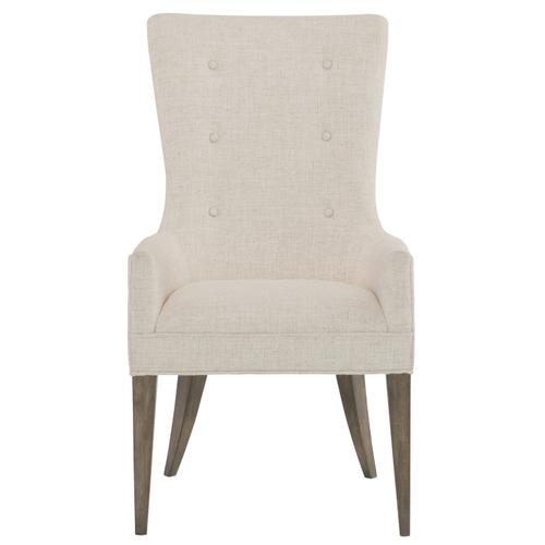 Gallery - Profile Arm Chair in Warm Taupe (378)