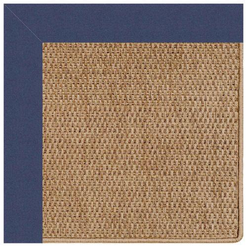Capel Rugs - Islamorada-Basketweave Canvas Neptune