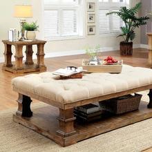 Granard Coffee Table w/ Cushion Top