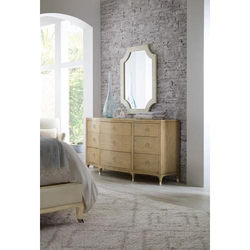 Bedroom Novella San Mateo Nine-Drawer Dresser