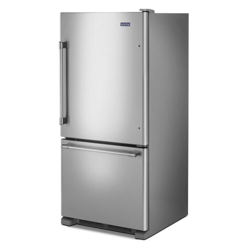 Product Image - 30-Inch Wide Bottom Mount Refrigerator - 19 Cu. Ft.