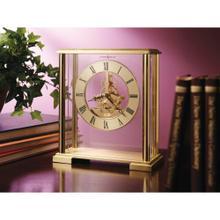 Howard Miller Fairview Brass Table Clock 645622