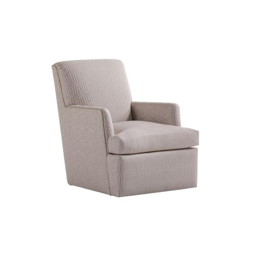 Jessica Charles - 5293-MS CLEARY MEMORY SWIVEL CHAIR