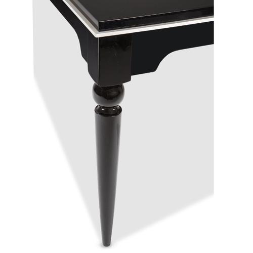 Amini - Gathering Table (includes 1 X 17 3/4 Leaf)