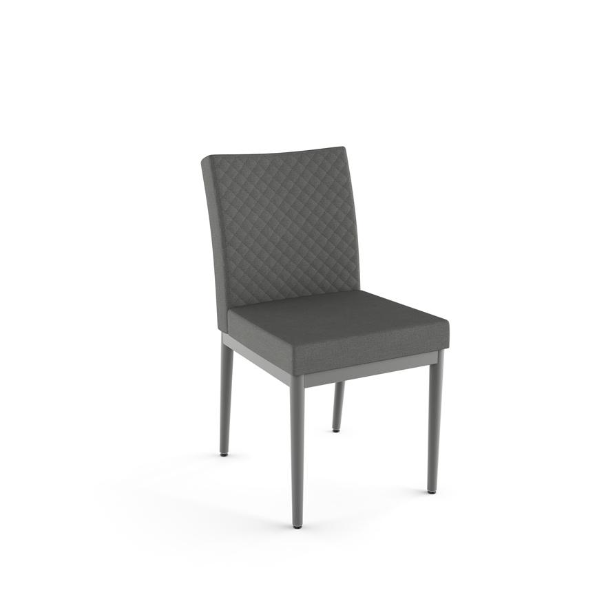 Amisco - Melrose Chair With Quilted Fabric