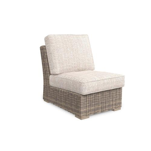 Signature Design By Ashley - Armless Chair w/Cushion