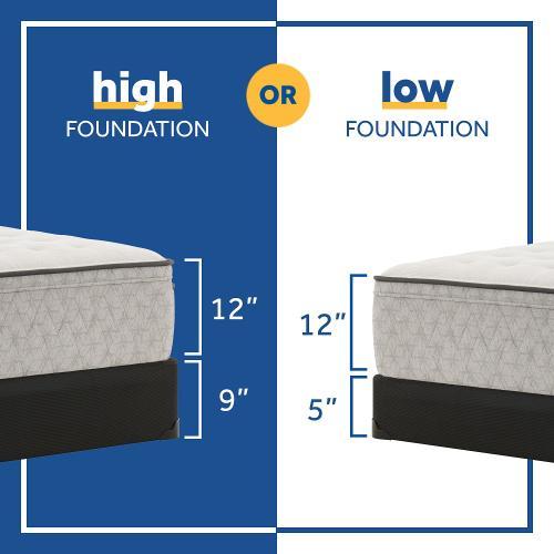 Sealy - Hayward - Faux Euro Top - Soft - Twin XL