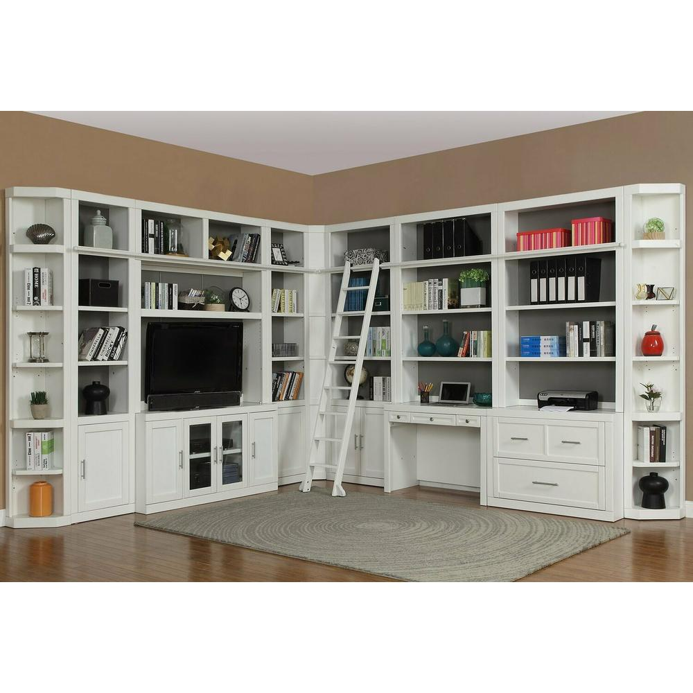 CATALINA 13 Piece Corner Library Wall