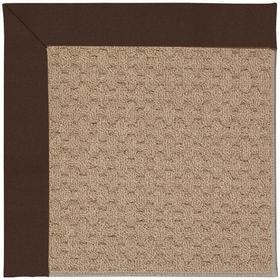 "Creative Concepts-Grassy Mtn. Canvas Bay Brown - Rectangle - 24"" x 36"""