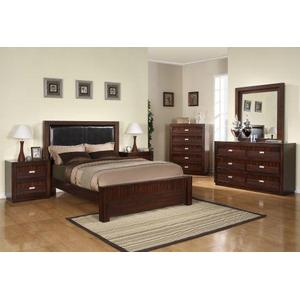 Callie King Bed