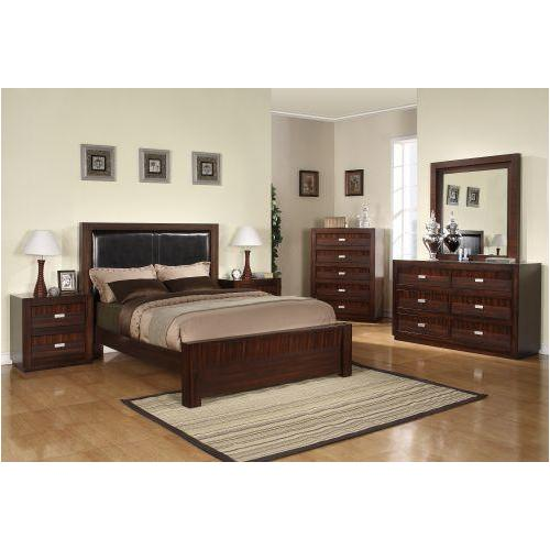 Elements - Callie King Bed