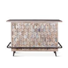 See Details - Ibiza Reclaimed Wood Bar