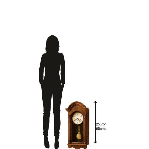 Howard Miller - Howard Miller Daniel Chiming Wall Clock 620232