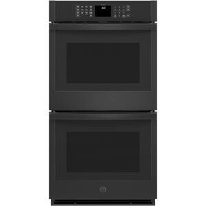 "GE® 27"" Smart Built-In Double Wall Oven Product Image"