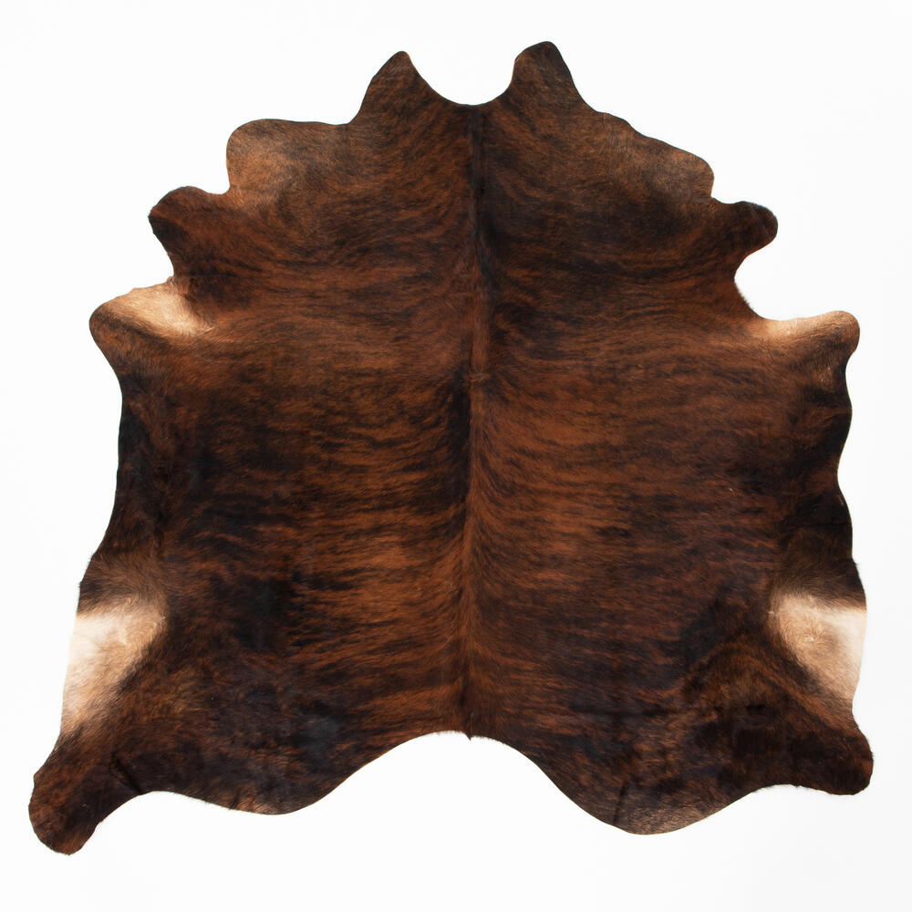 Brindle Cowhide Rug-brindle