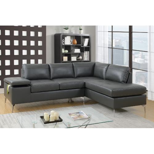 2 Pcs Sectional Sofa