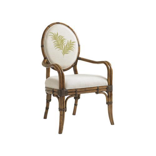 Tommy Bahama - Gulfstream Oval Back Arm Chair
