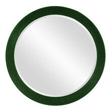 Virginia Mirror - Glossy Hunter Green
