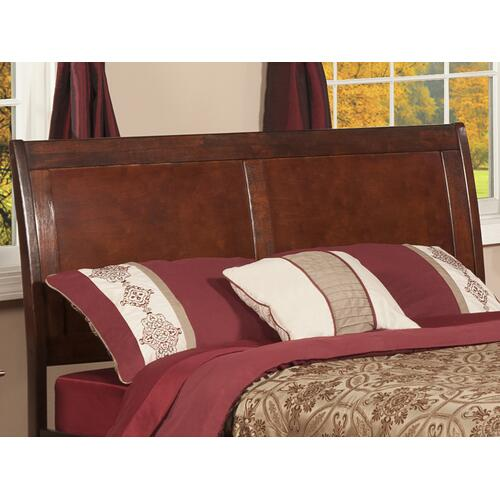 Portland Headboard Full Walnut