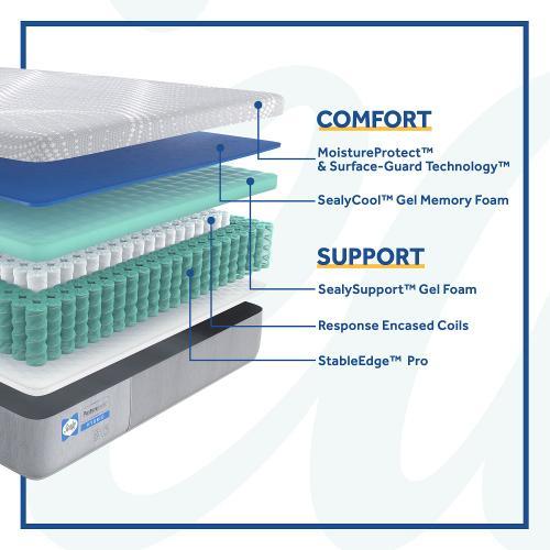 Sealy - Calabasas - Firm - Hybrid - Full