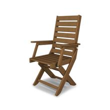 Teak Captain Dining Chair