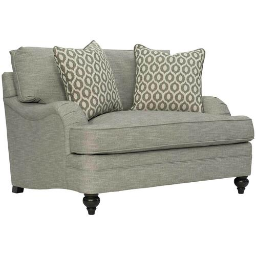 Gallery - Tarleton Chair 1/2 in Mocha (751)