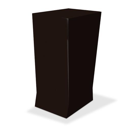 V Shape Storage Chest 3 Drawers