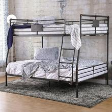 Olga I Full/Queen Bunk Bed