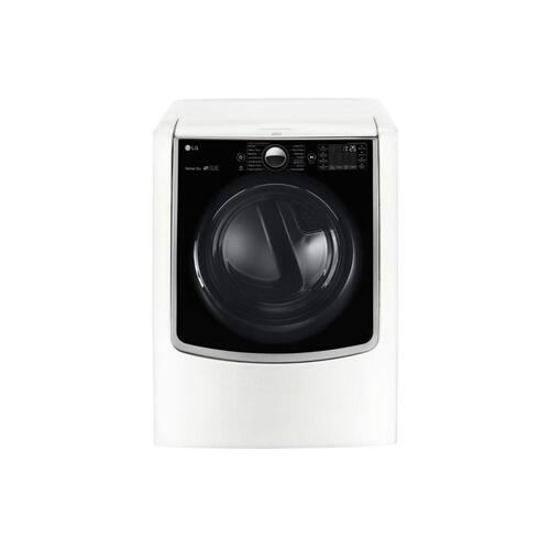 6.2 Total Capacity LG TWINWash™ Bundle with LG SideKick™ and Gas Dryer