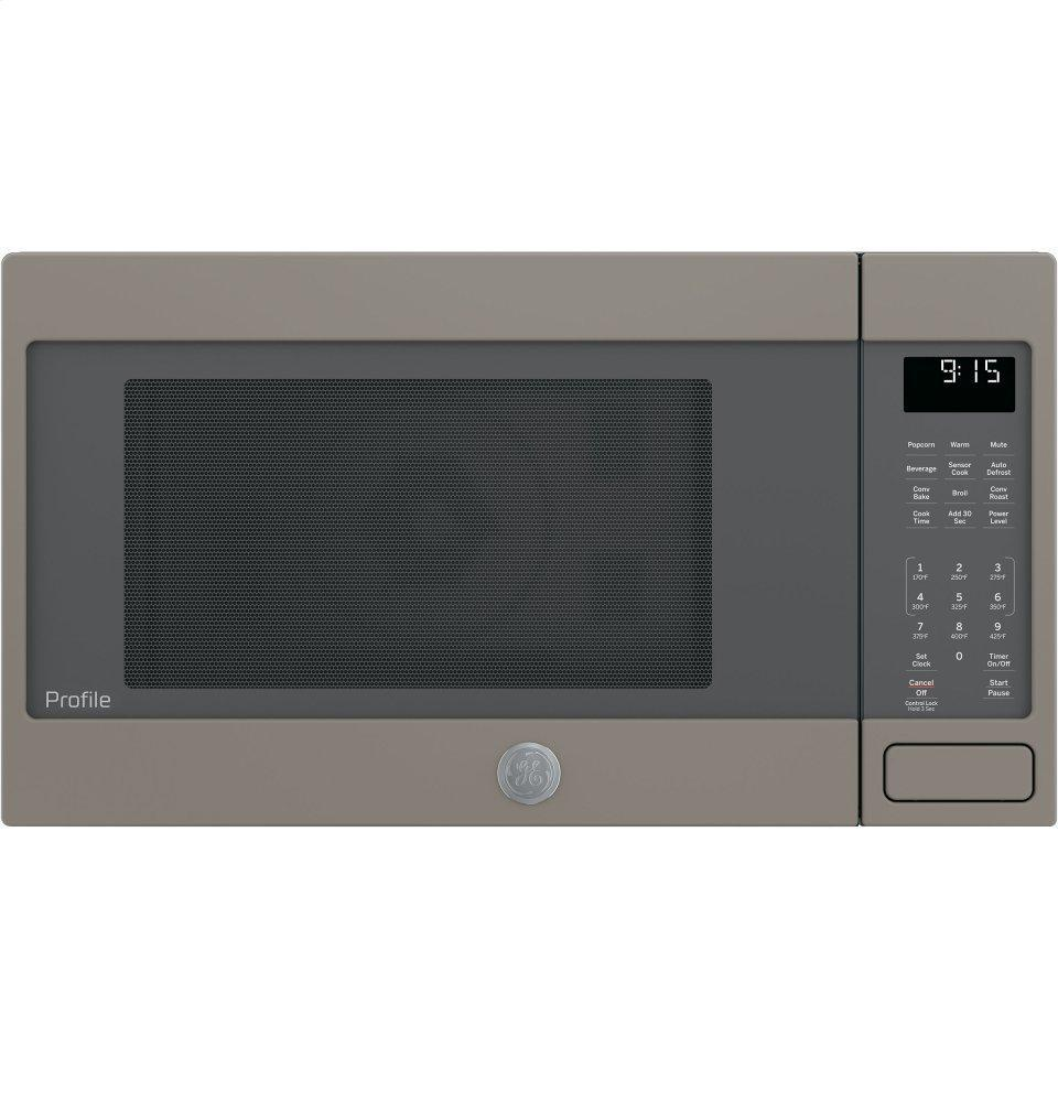GE Profile1.5 Cu. Ft. Countertop Convection/microwave Oven