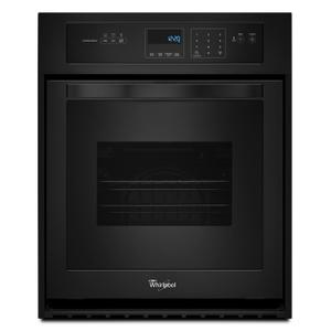 Whirlpool3.1 Cu. Ft. Single Wall Oven with High-Heat Self-Cleaning System Black