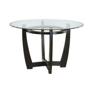 Product Image - Bloomfield Cappuccino Round Dining Table Base