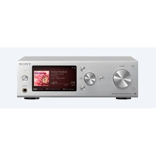 High-Resolution Audio HDD player
