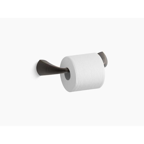 Oil-rubbed Bronze Pivoting Toilet Paper Holder