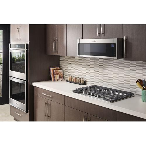Whirlpool Canada - 10.0 cu. ft. Smart Double Wall Oven with True Convection Cooking