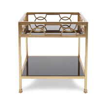 Kyron Metal Side Table