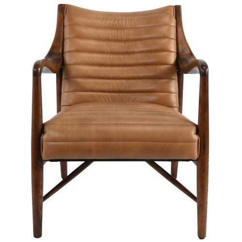 Classic Home - Kenneth Club Chair Tan