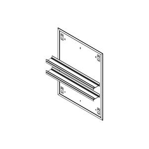 "Profiles 23-1/4"" X 30"" X 15/16"" Mirror Ganging Kit for A Seamless Transition With Profiles Cabinets and Profiles Lighting (depth Is 4-11/16"" When Surface-mounted) Product Image"