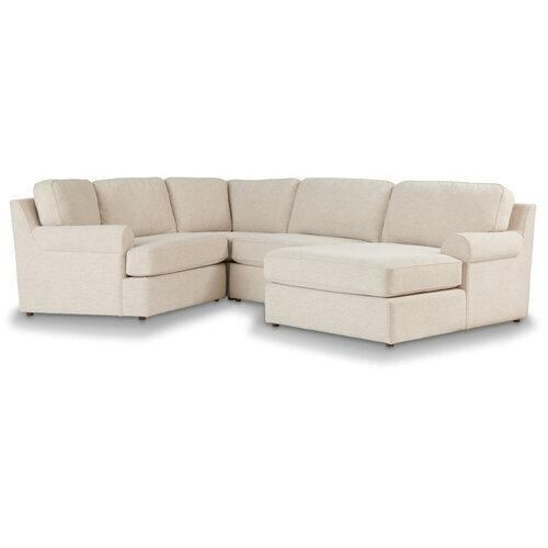 Alani Left-Arm Sitting Chaise