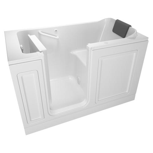 Luxury Series 32x60-inch Walk-In Tub with Air Spa System  American Standard - White