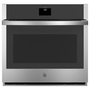 """GE® 30"""" Smart Built-In Self-Clean Convection Single Wall Oven with Never Scrub Racks Product Image"""