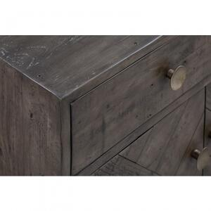 Laval Dining Buffet Grey Finish
