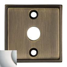 Polished Nickel with Lifetime Finish 0424 Hollywood Hills Emergency Release Trim