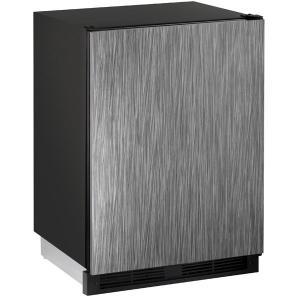 "U-Line1224rf 24"" Refrigerator/freezer With Integrated Solid Finish (115 V/60 Hz Volts /60 Hz Hz)"