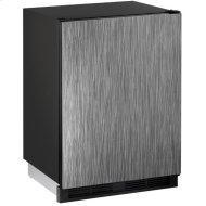 "1224rf 24"" Refrigerator/freezer With Integrated Solid Finish (115 V/60 Hz Volts /60 Hz Hz)"