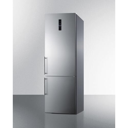 "24"" Wide Bottom Freezer Refrigerator"