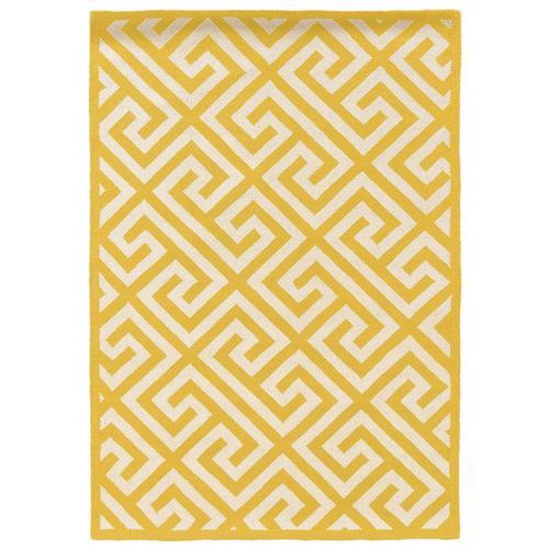 Silhouette Key Yellow 8x10